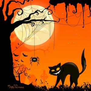 Halloween Griezeltocht Gemert-Oost
